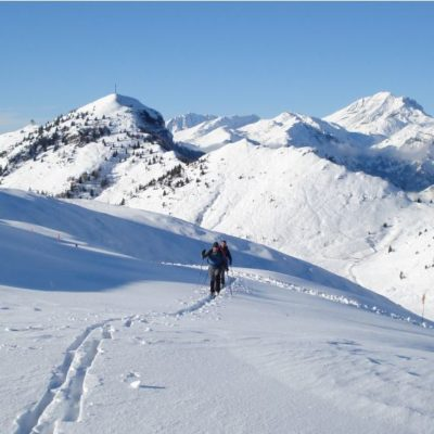 Ski mountaineering and snowshoeing – Pizzo Formico