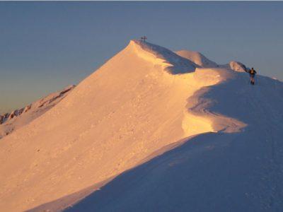 SciAlpinismo e ciaspolate al Monte Grem