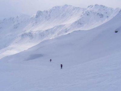 Ski mountaineering and snowshoeing – Baita alta d'Agnone