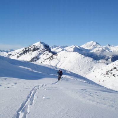 Itinerari di scialpinismo in ValSeriana