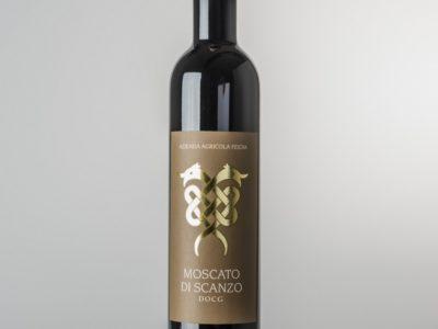 Moscato di Scanzo D.O.C.G. dell'Az. Agr. Fejoia