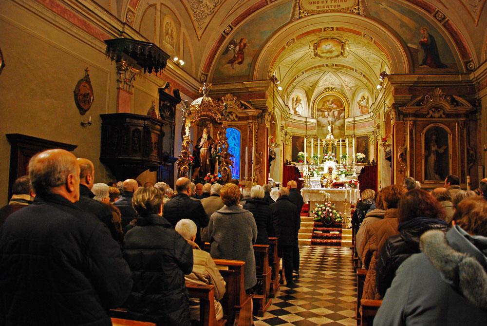 Gazzaniga_Foto Sant'Antonio Abate