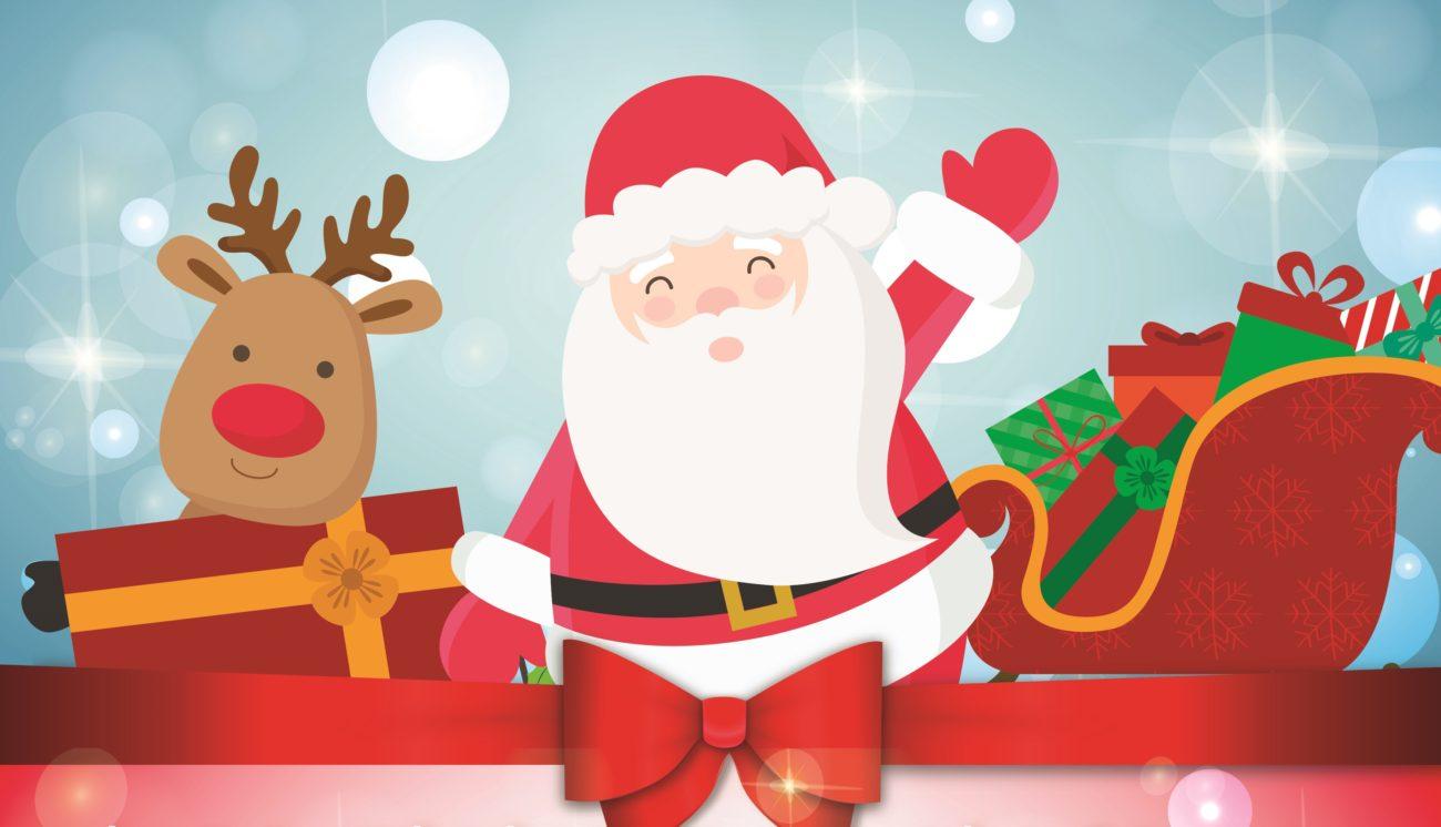 Babbo Natale E Il Magico Dono