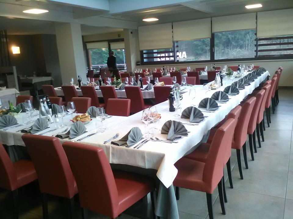 Villa D Ogna Catering