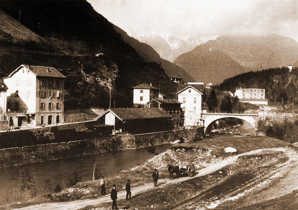 1908 Ponte Selva