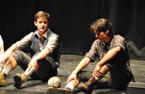 Spettacolo Teatrale Scalzi Laceri Eppur Felici