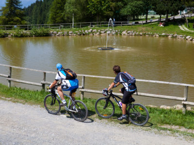 """Emozione """"e-bike in Presolana"""""""