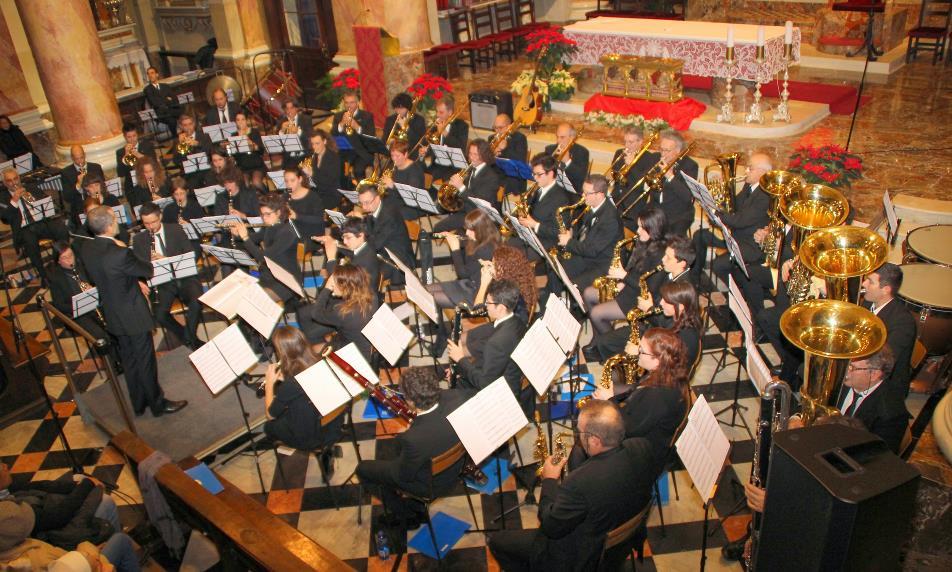 Orchestra fiati albino