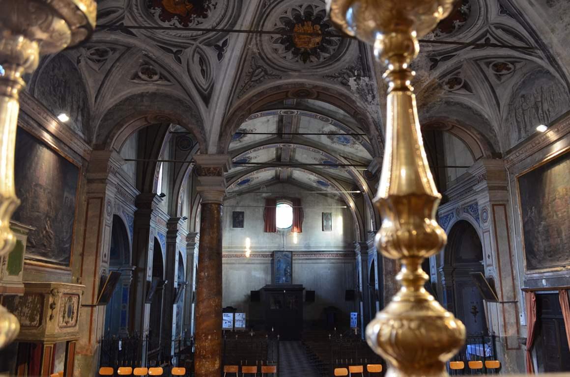 Sapori d'Arte in ValSeriana Chiesa della Pace Alzano