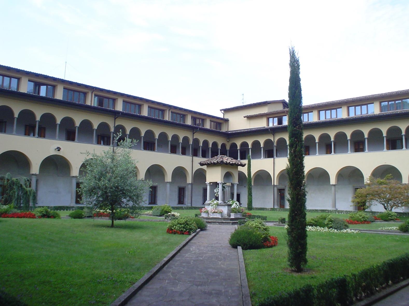 Convento orsoline Gandino