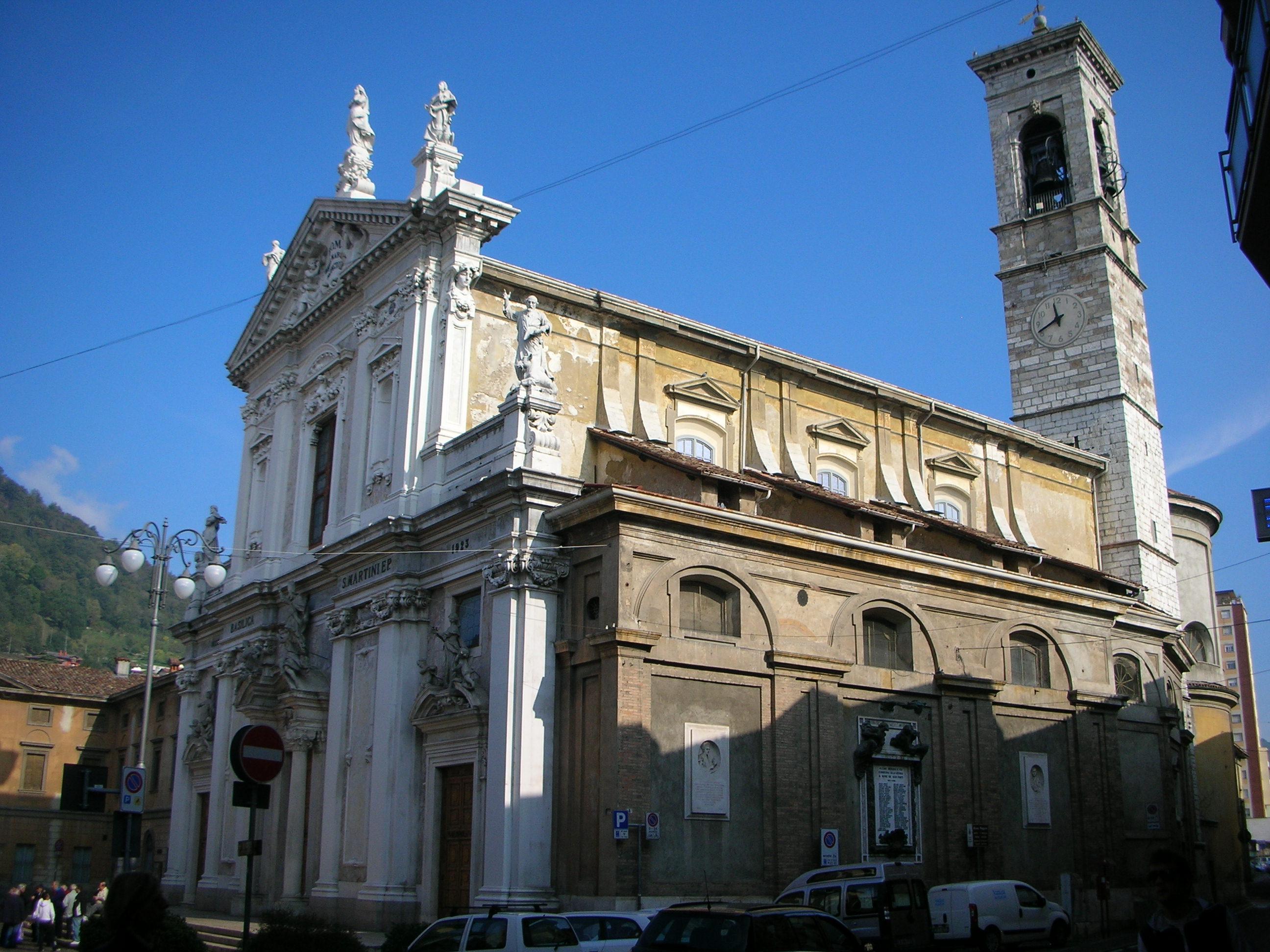 Alzano Basilica San Martino (1)
