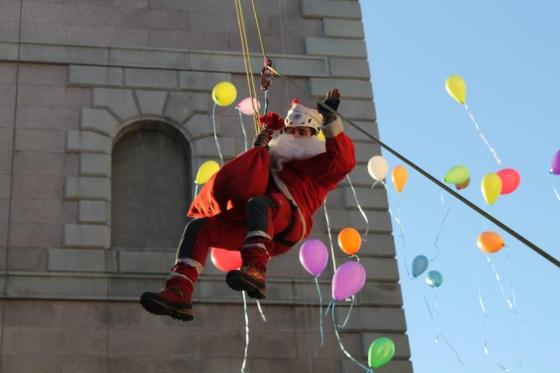 Babbo Natale Campanile