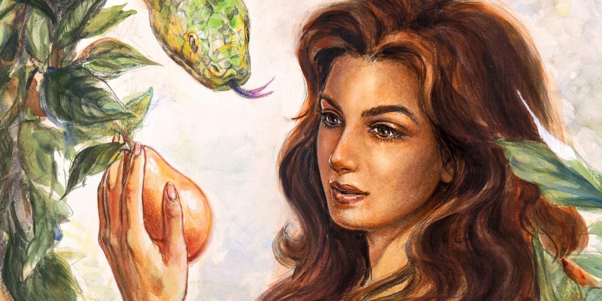 A Caccia Di Miti, la prima moglie di Adamo