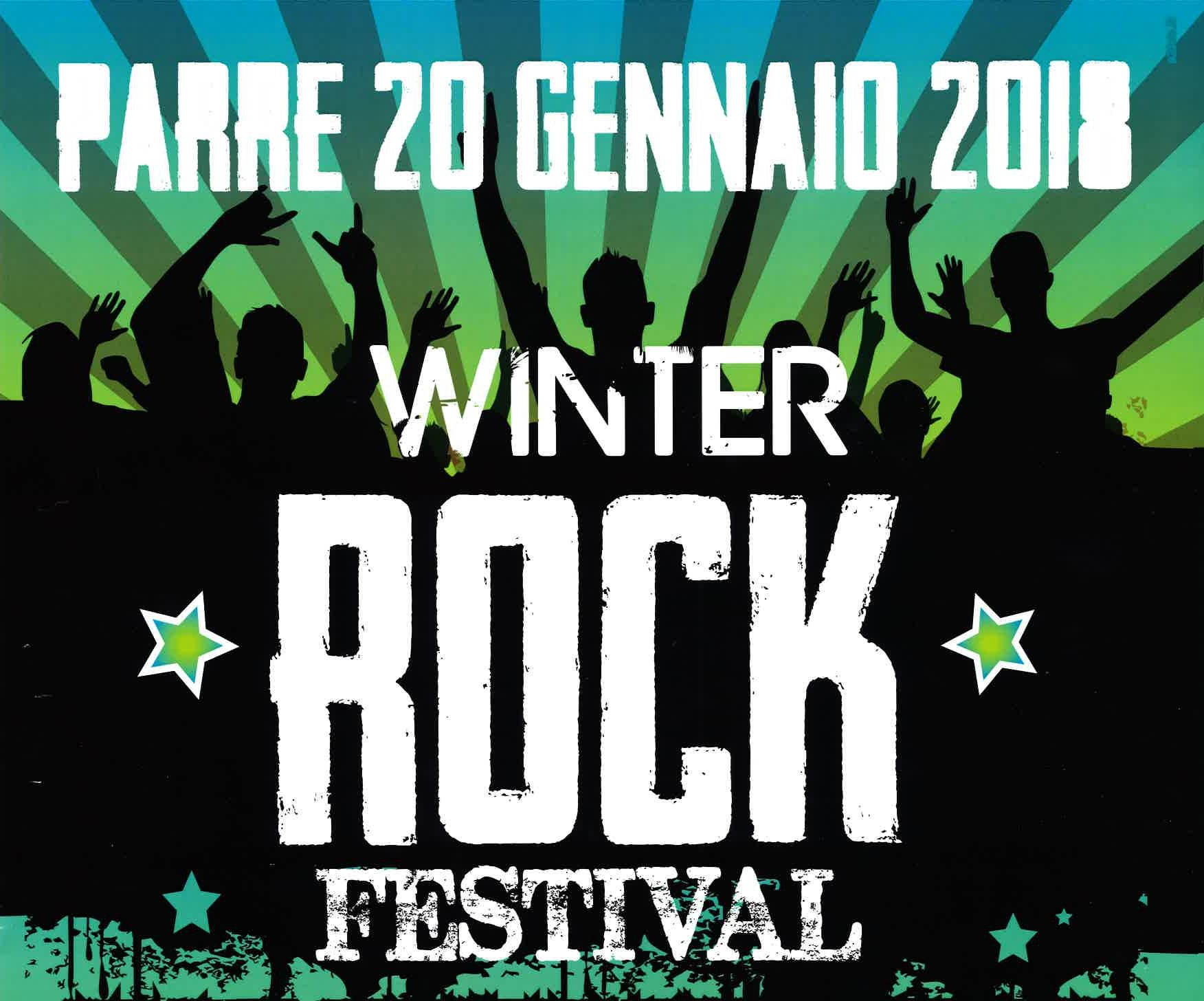 Winter Rock Festival Parre