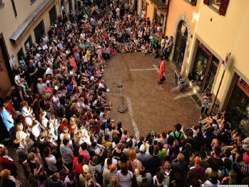 Come D'incanto Festival Artisti Di Strada