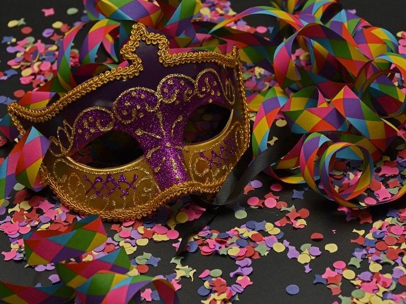Sfilata Di Carnevale A Parre
