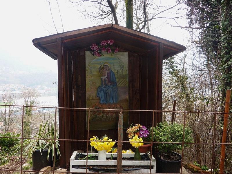 Escursione Alla Madonna Del Narciso E Ganda