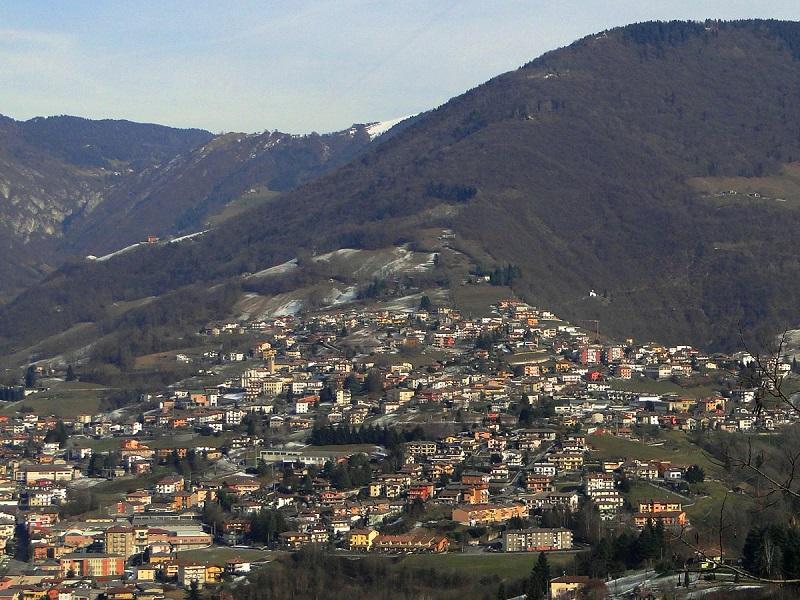 Camminando In Val Gandino