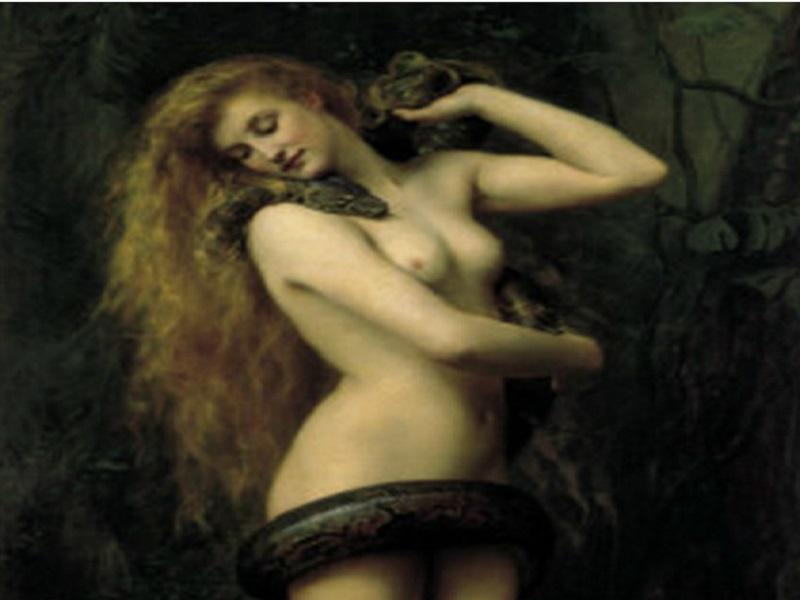 La Prima Donna Di Adamo