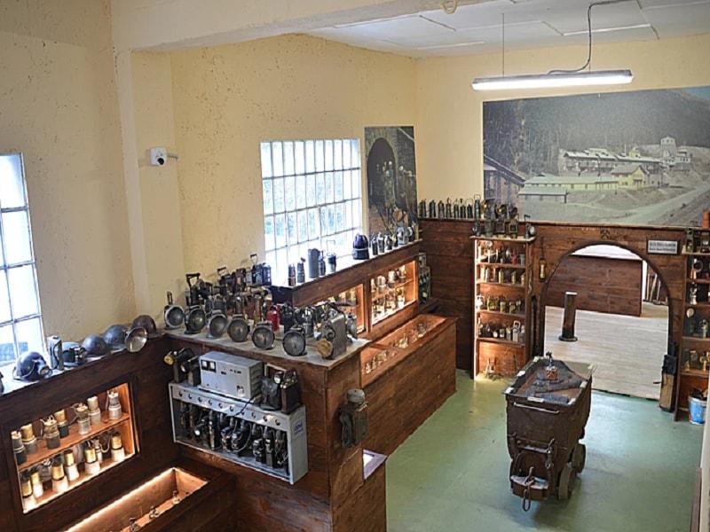 Inaugurazione Museo Dell'illuminazione Mineraria