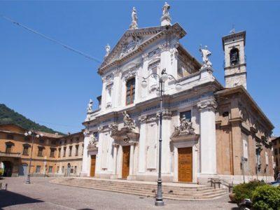 La Valle delle Basiliche a Alzano Lombardo