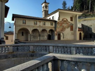 La Valle delle Basiliche