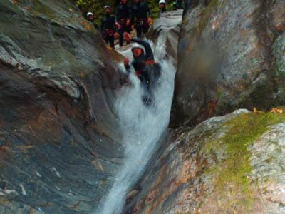 Canyoning Fiume Serio