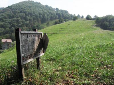 Percorso del Lupo ad Alzano Lombardo