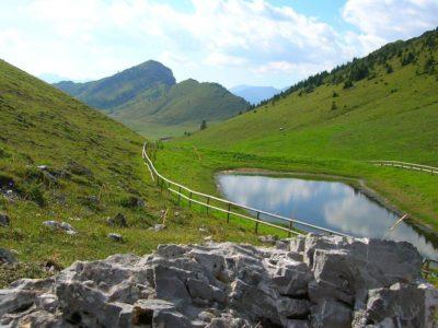 Trekking al Rifugio Parafulmen