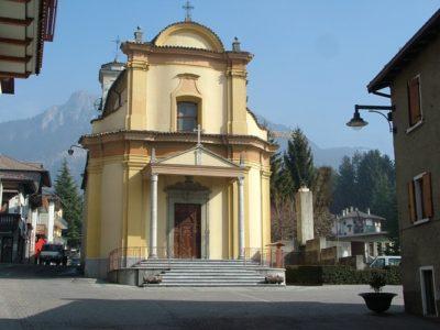 Le due chiese della SS. Trinità a Dorga – Castione della Presolana