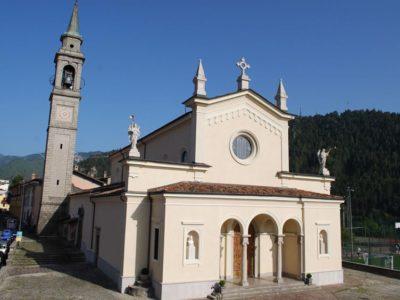 Chiesa parrocchiale dedicata a S. Andrea Apostolo