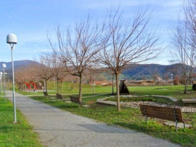 Parco di Villa Camozzi e Parco di Via Conciliazione – Ranica