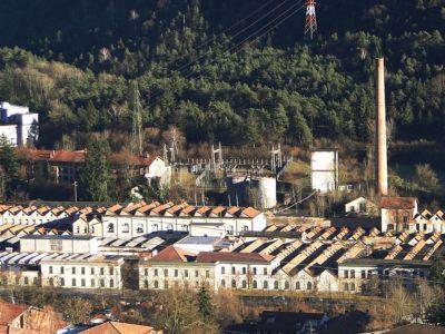 Complesso di edifici di archeologia industriale – Ponte Nossa