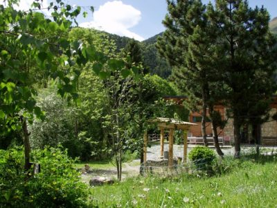 Arboreto alpino Gleno