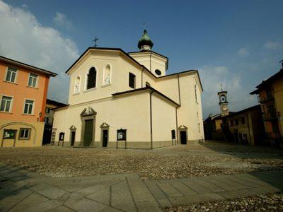 Chiesa parrocchiale dedicata a Ognissanti – Rovetta