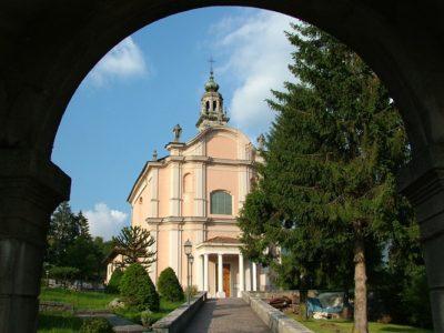 Chiesa parrocchiale di S. Alessandro Martire – Castione della Presolana