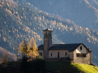 Chiesa di Santa Maria Nascente – Gandellino