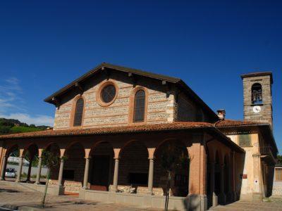 Chiesa di San Pantaleone Martire – Scanzorosciate