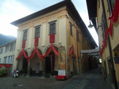 Chiesa di Santa Croce e Sant'Alessandro – Gandino