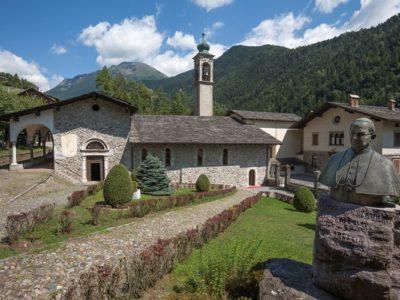 Chiesa di San Giacomo Apostolo e San Vincenzo Levita – Gromo
