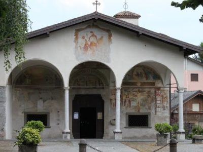 Chiesa di San Defendente – Clusone