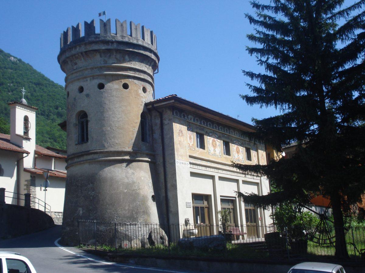 Il Museo etnografico la Torre di Comenduno