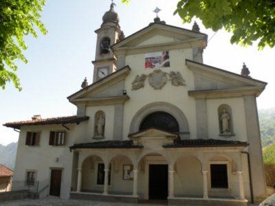 Santuario della Madonna d'Erbia – Casnigo