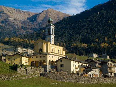 Chiesa di San Bartolomeo – Gromo