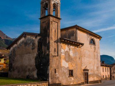 Chiesa del S.to Nome di Maria e di S.Rocco – Cerete