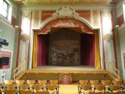 Teatro Liberty del Circolo Fratellanza – Casnigo