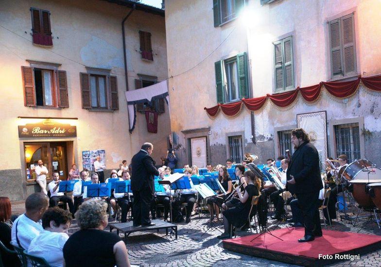 Concerto Lirico Strumentale a Gandino