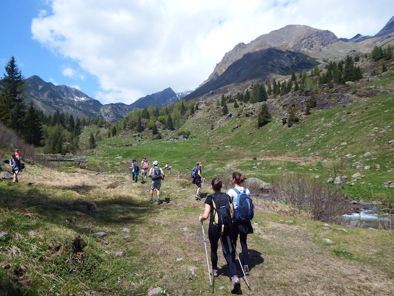 escursioni guidate in ValSanguigno