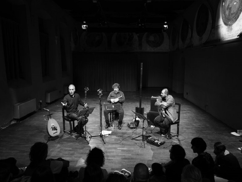Acoustic Maqamat