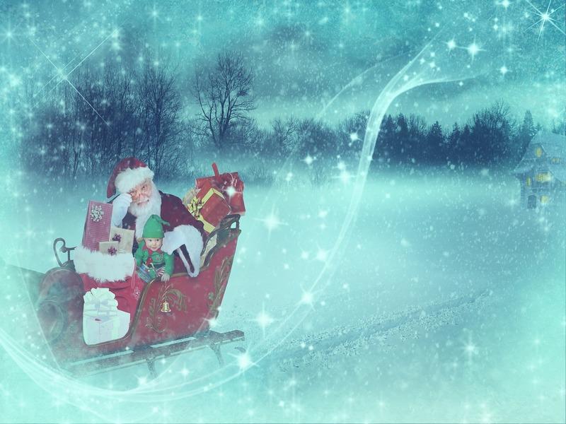 Casa Di Babbo Natale A Clusone